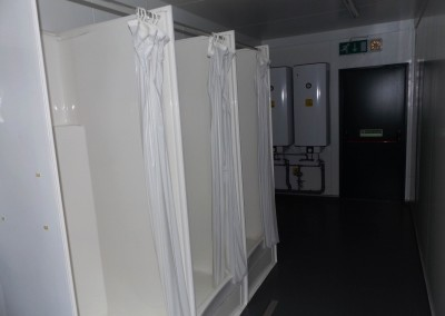CHANGING ROOM (interior)