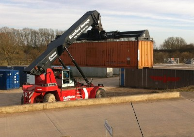 Kalmar Container Lift